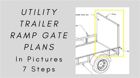 Utility-Trailer-Ramp-Gate-Plans