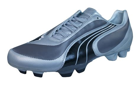 V3.08 i FG Mens Leather Soccer Boots/Cleats