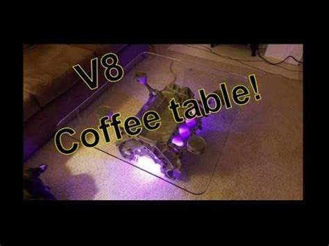 V8 Table Diy Hardware