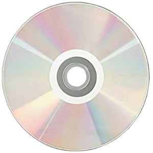 VERBATIM 97020 CD-R 52X 80 min Shiny Silver Datalife 100-pk Tape Wrap