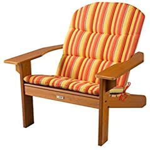 Valencia-Orange-Striped-Adirondack-Chair-Cushion