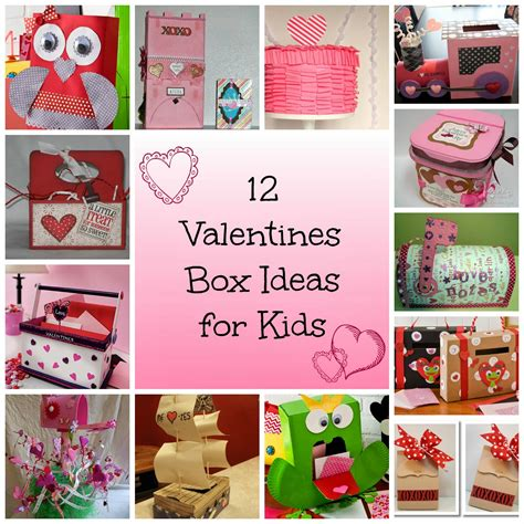 Valentine Box For School Ideas