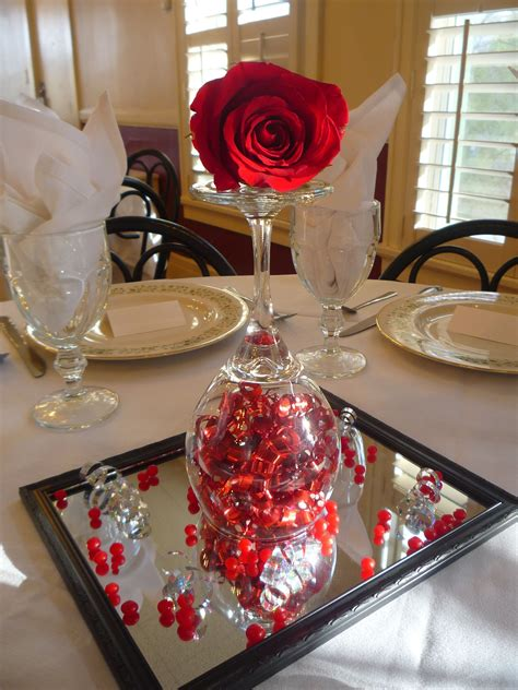 Valentine Table Decorations Diy Ideas