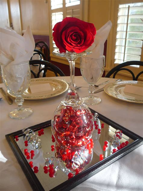 Valentine Table Decorations Ideas Easy
