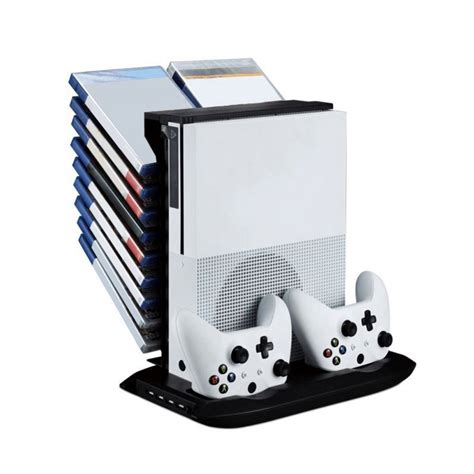 Vanpower Stand Holder Cooling Station Stands USB Storage for XBOX ONE Slim