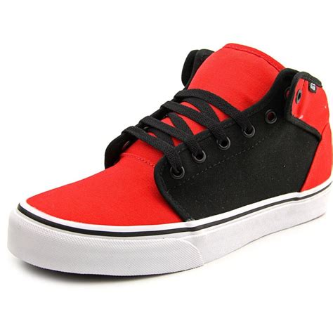 Vans 106 Mid Black Sneakers