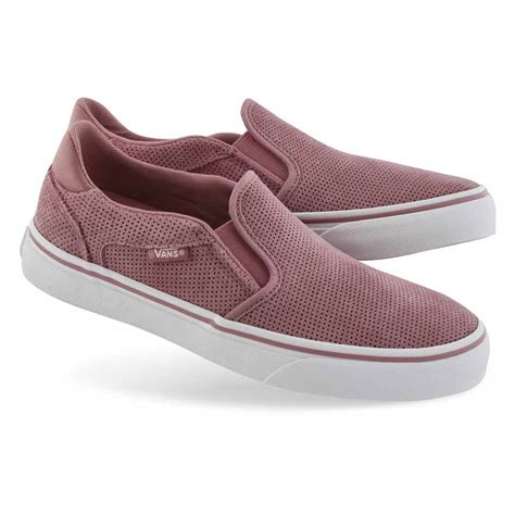 Vans Asher Slip On Sneaker
