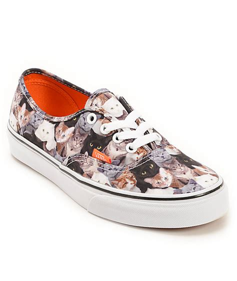 Vans Aspca Cat Sneakers
