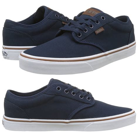 Vans Atwood Canvas Sneakers