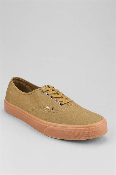 Vans Authentic Gum Sole Men's Sneaker