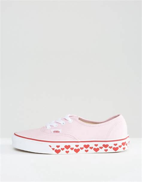 Vans Authentic Sneakers With Heart Sole