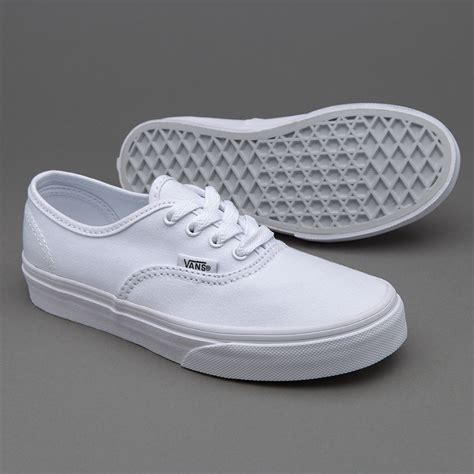 Vans Authentic White Sneakers