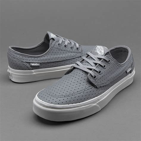 Vans Brigata Grey Sneakers