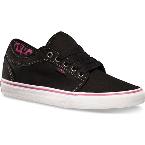 Vans Chukka Low Black Sneakers