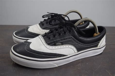 Vans Leather Era Wingtip Sneaker