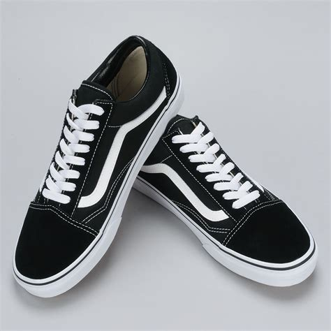 Vans Old Skool Sneakers Black
