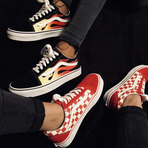 Vans Shoes Checkered Sneakers