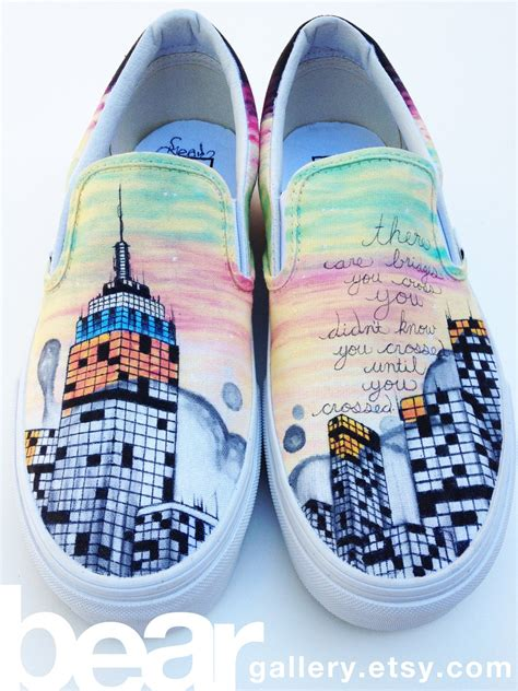 Vans Sneakers New York City