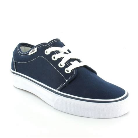 Vans Unisex 106 Vulcanized Leather Sneakers