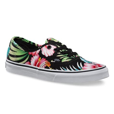Vans Unisex Authentic Floral Sneaker