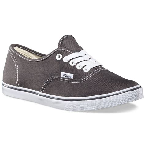 Vans Unisex Authentic Sneakers Black