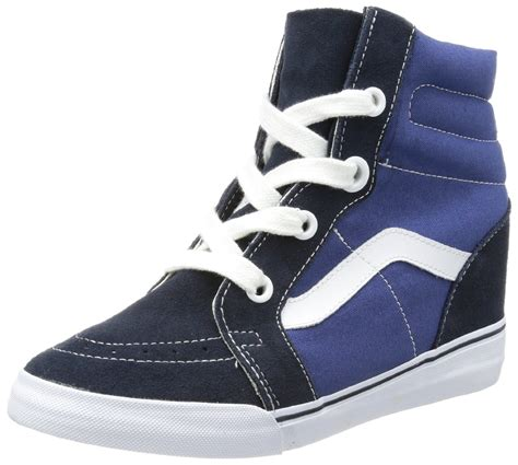Vans Wedge Sneakers