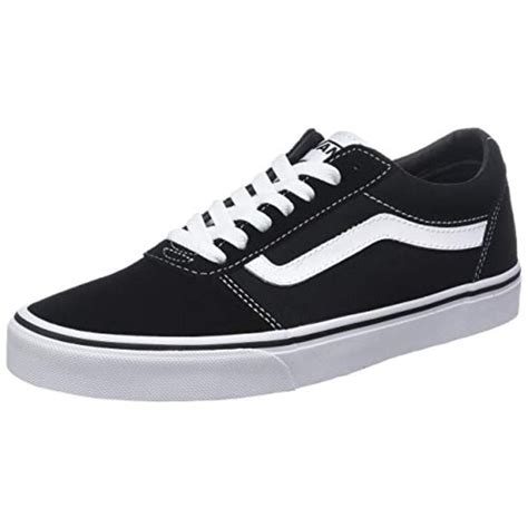 Vans Women's Ward Low Top Sneaker