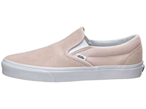 Vans Womens Asher Fabric Low Top Slip On Fashion Sneakers