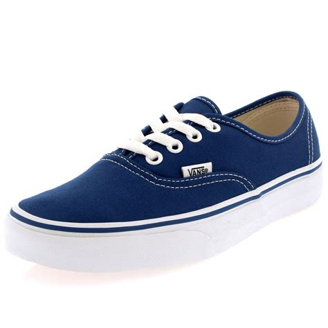 Vans Womens Canvas Sneakers