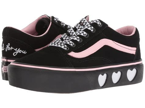 Vans X Lazy Oaf Old Skool Sneakers