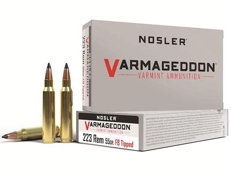 💯 Product-Brownell Varmageddon Ammo 223 Remington 55gr Flat Base