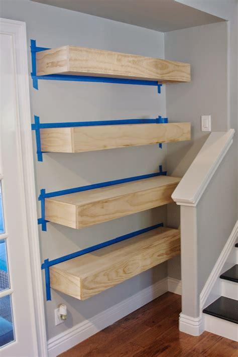 Vedio-Diy-Make-Simple-Open-Shelves