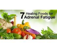 Best Vegan diet for adrenal fatigue
