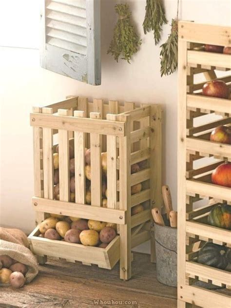 Vegetable Bin Diy School