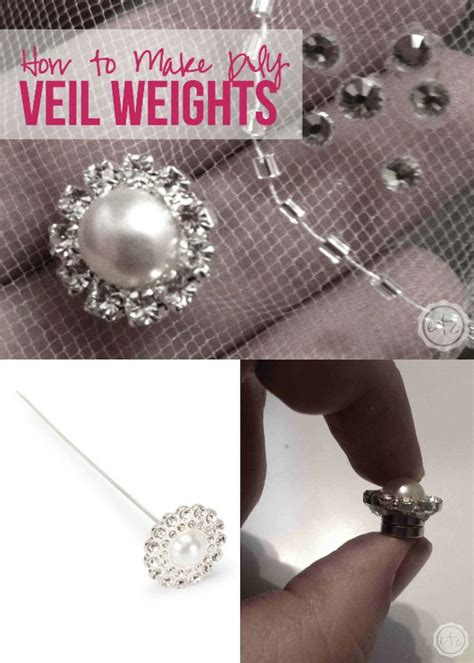 Veil Weights Diy