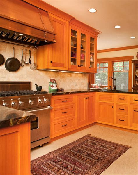 Vertical Grain Doug Fir Cabinets