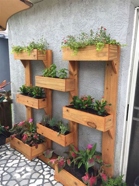 Vertical Herb Garden Design Urban Garden