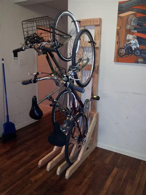 Vertical-Bike-Storage-Rack-Diy