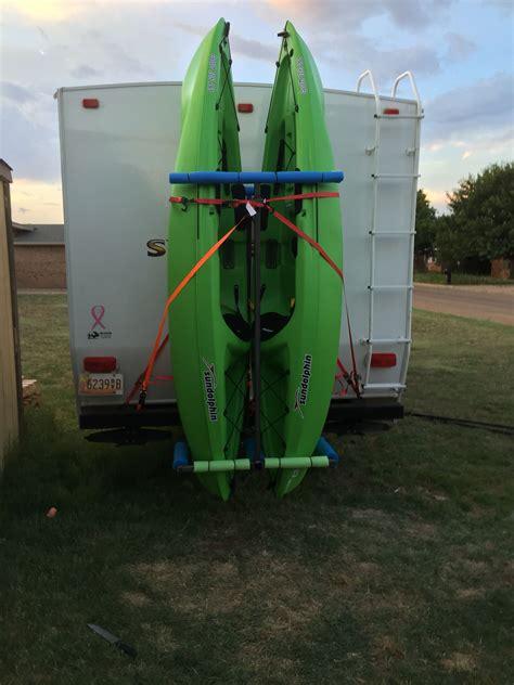 Vertical-Kayak-Rack-Diy