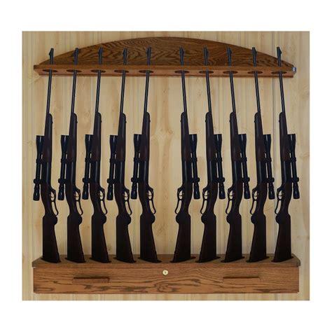 Vertical-Wall-Gun-Rack-Plans