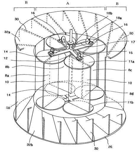 Vertical-Windmill-Plans
