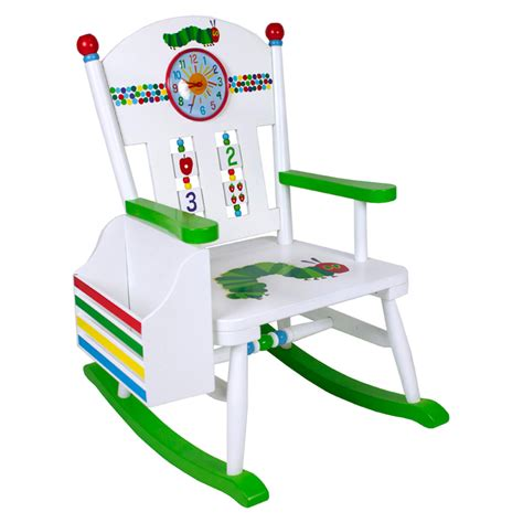 Very Hungry Caterpillar Rocking Chair