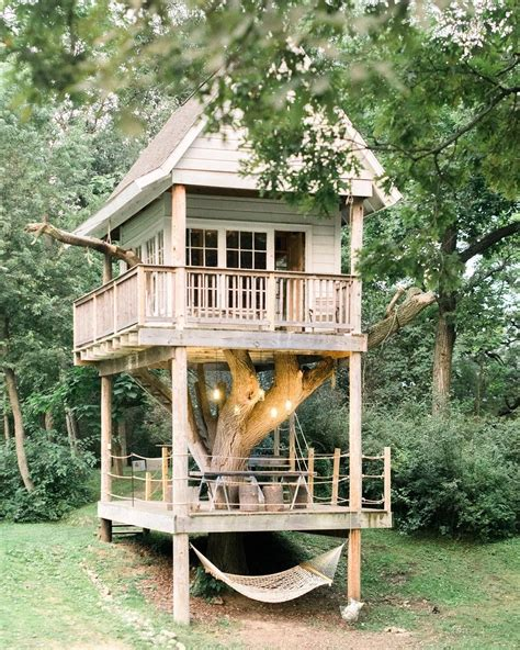 Very Simple Tree House Plans