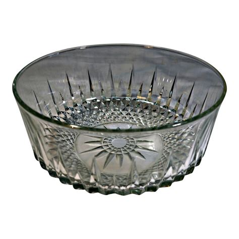 Vetro Glass Serving Bowl