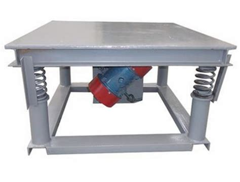 Vibrating Table Drive