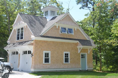 Victorian Carriage House Garage Plans