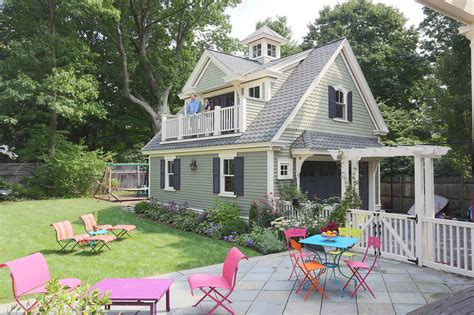 Victorian Style Garage Apartment Plans