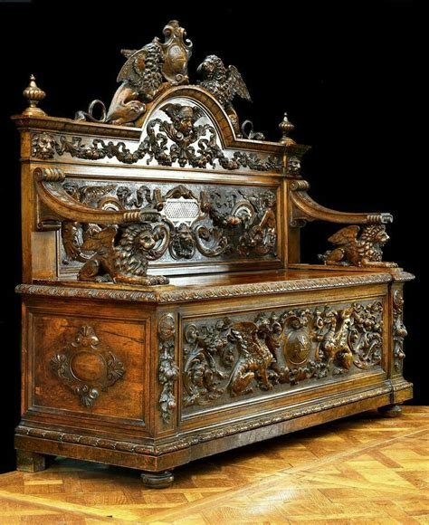 Victorian-And-Renniassance-Wooden-Furniture-Projects