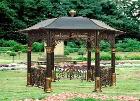Victorian-Style-Gazebo-Plans