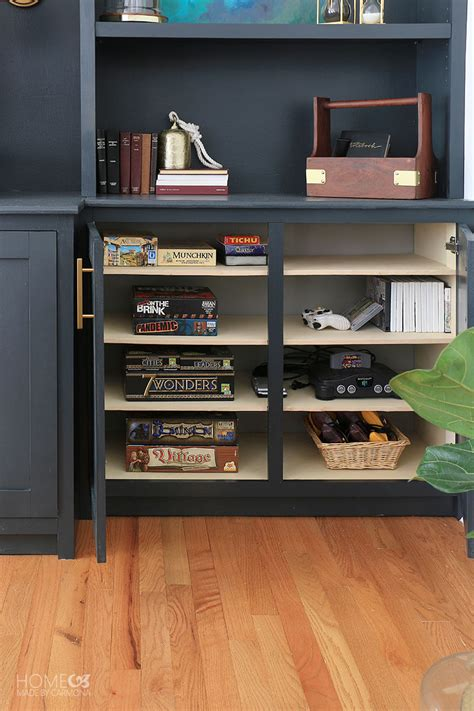 Video Game Storage Diy